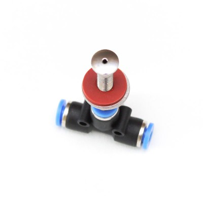 Picture Very small air spa jet with 4 mm hose